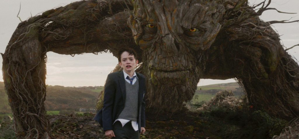 Author Patrick Ness talks about A Monster Calls and Doctor Who spin-off Class