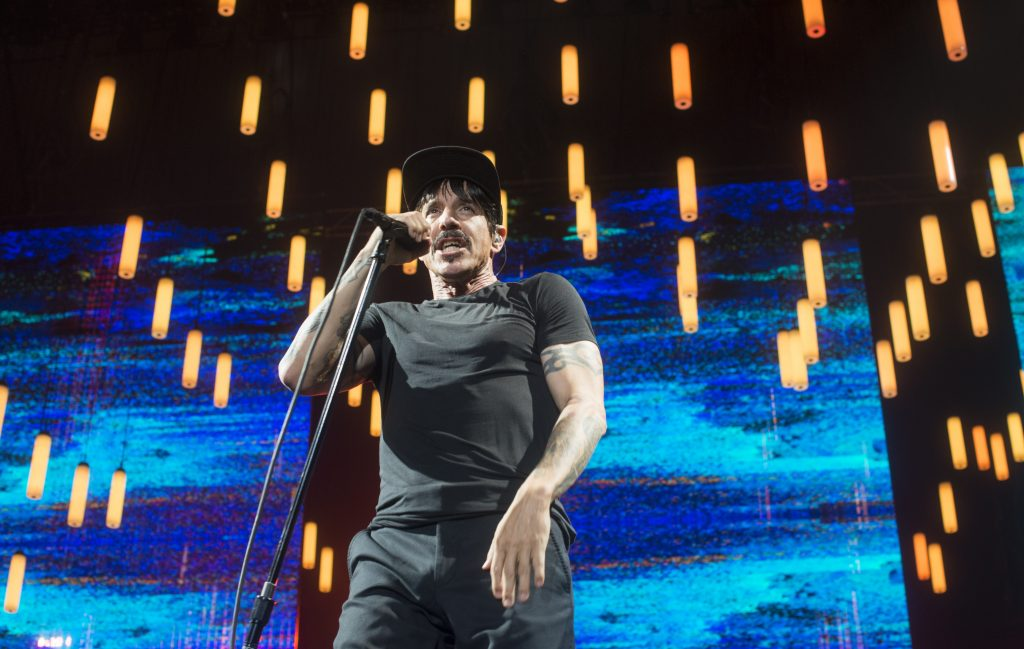 Review: The Red Hot Chili Peppers at the O2 Arena London