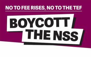 Will Kingston University boycott the National Student Survey?