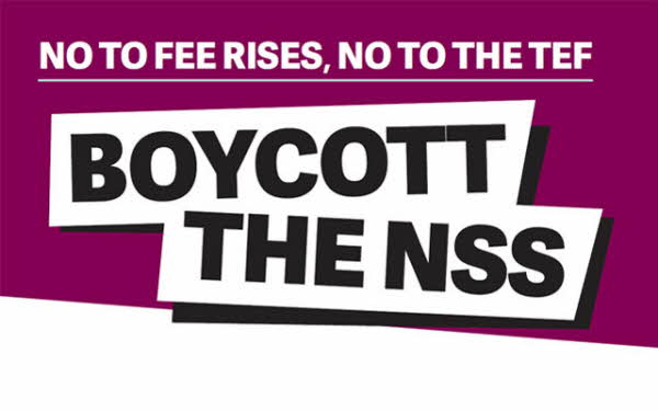 Will Kingston University boycott the National Student Survey?