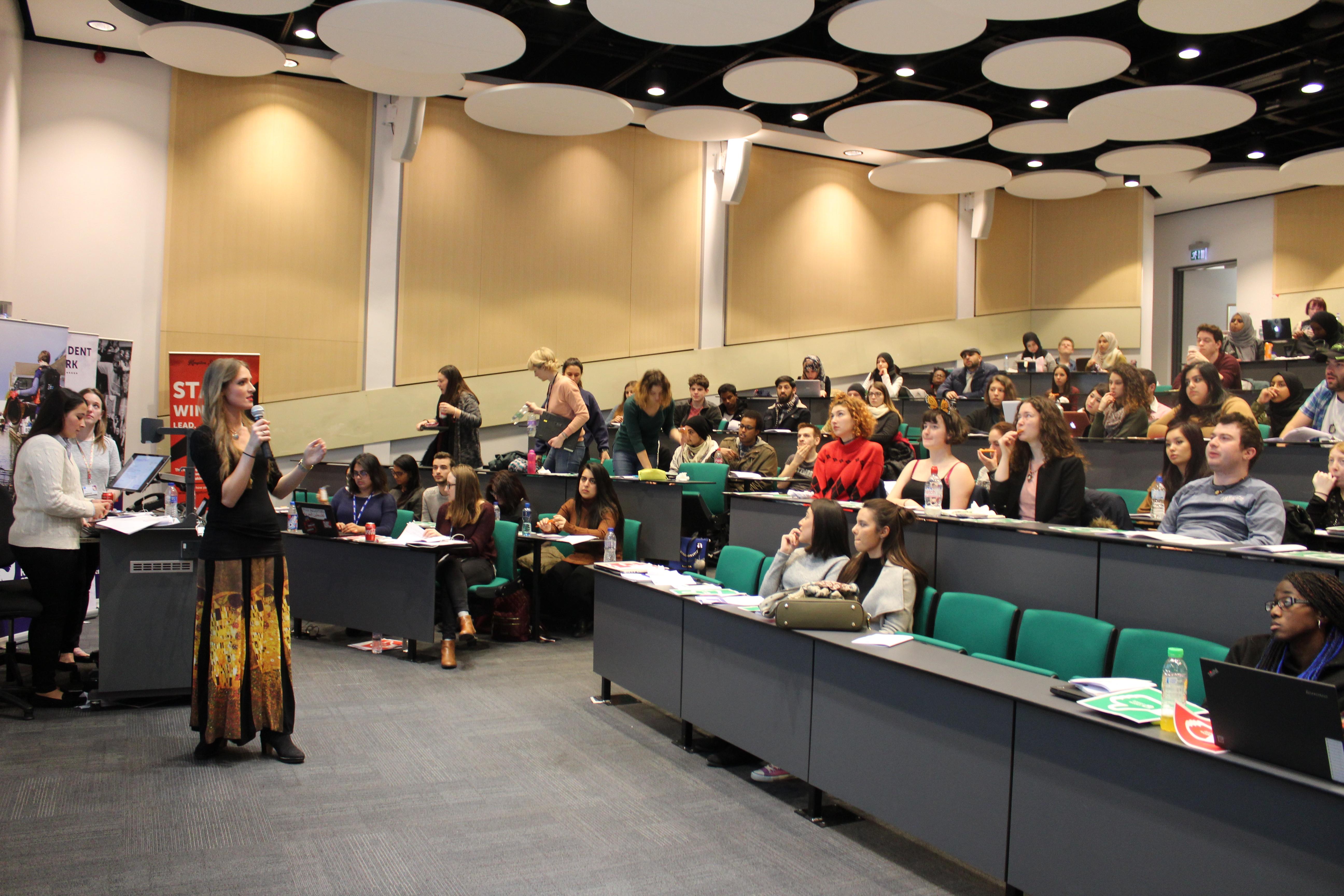 University pleads with students to fill in national survey despite union boycott bid