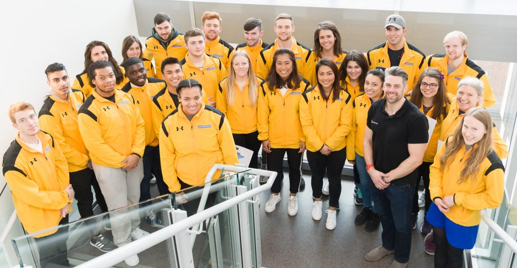 Paralympian one of 33 students recognised by KU Sports Performance Programme