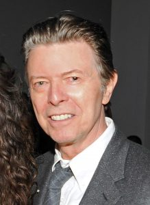 Could David be awarded the album of the year award for Blackstar? Photo by Billy Farrell/BFAnyc.com/REX/Shutterstock (3329224n)