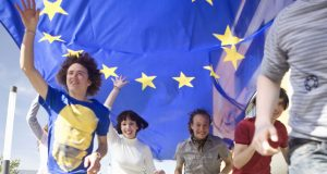 UKS will work to protect EU students from the effects of Brexit. Photo Credit: Rex Features