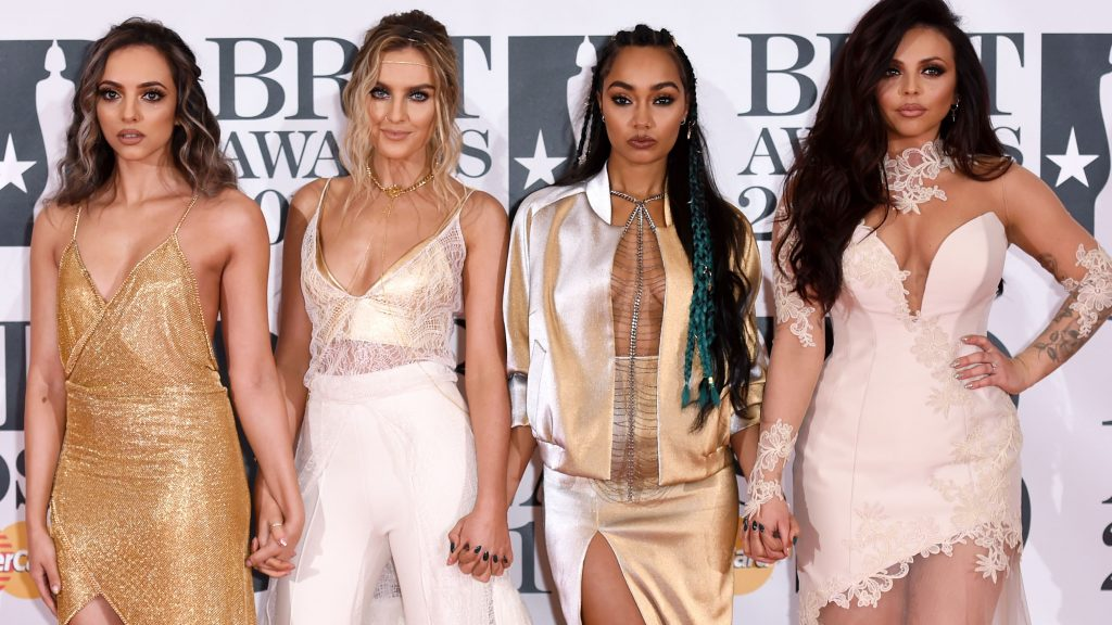 Brit Awards: Skepta and Little Mix lead the nominations