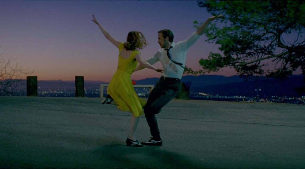 La La Land captures the essence of cinema