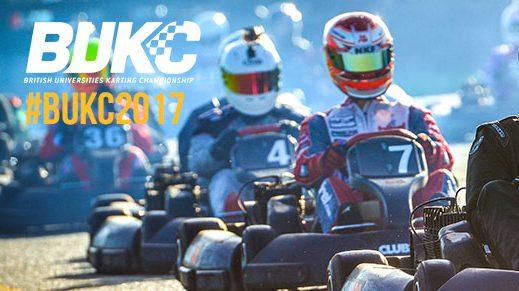 KU Karting compete in first round of the British Universities Championship