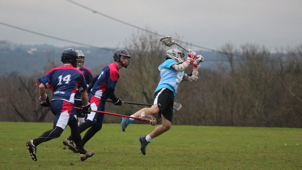 Kingston men's lacrosse team takes third place out of Sussex's hands