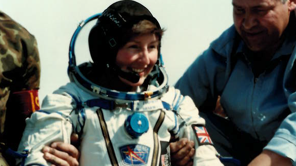 First Brit in space was a woman: KU awards star girl an honorary degree