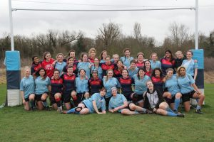 Kingston University Women's Rugby suffer crushing loss to Imperial College London