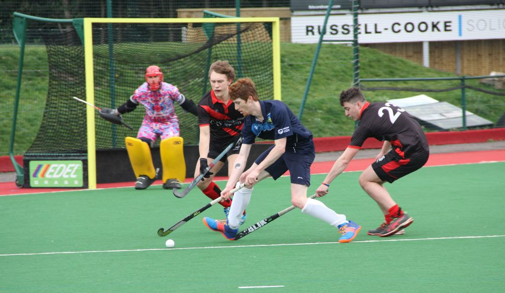 Kingston men's hockey remain top of the league after comeback victory