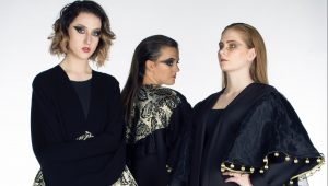 Watch: KU student's designs showcased at first ever London Modest Fashion Week