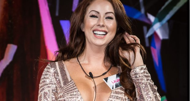 Photo Credit: Vianney Le Caer /REX/Shutterstock  Laura Carter arrives at the 2016 Big Brother series Launch 'Big Brother' TV show, Elstree Studios, Hertfordshire, Britain - 07 Jun 2016