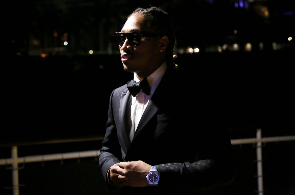 Future puts his all into intense and authentic new hits