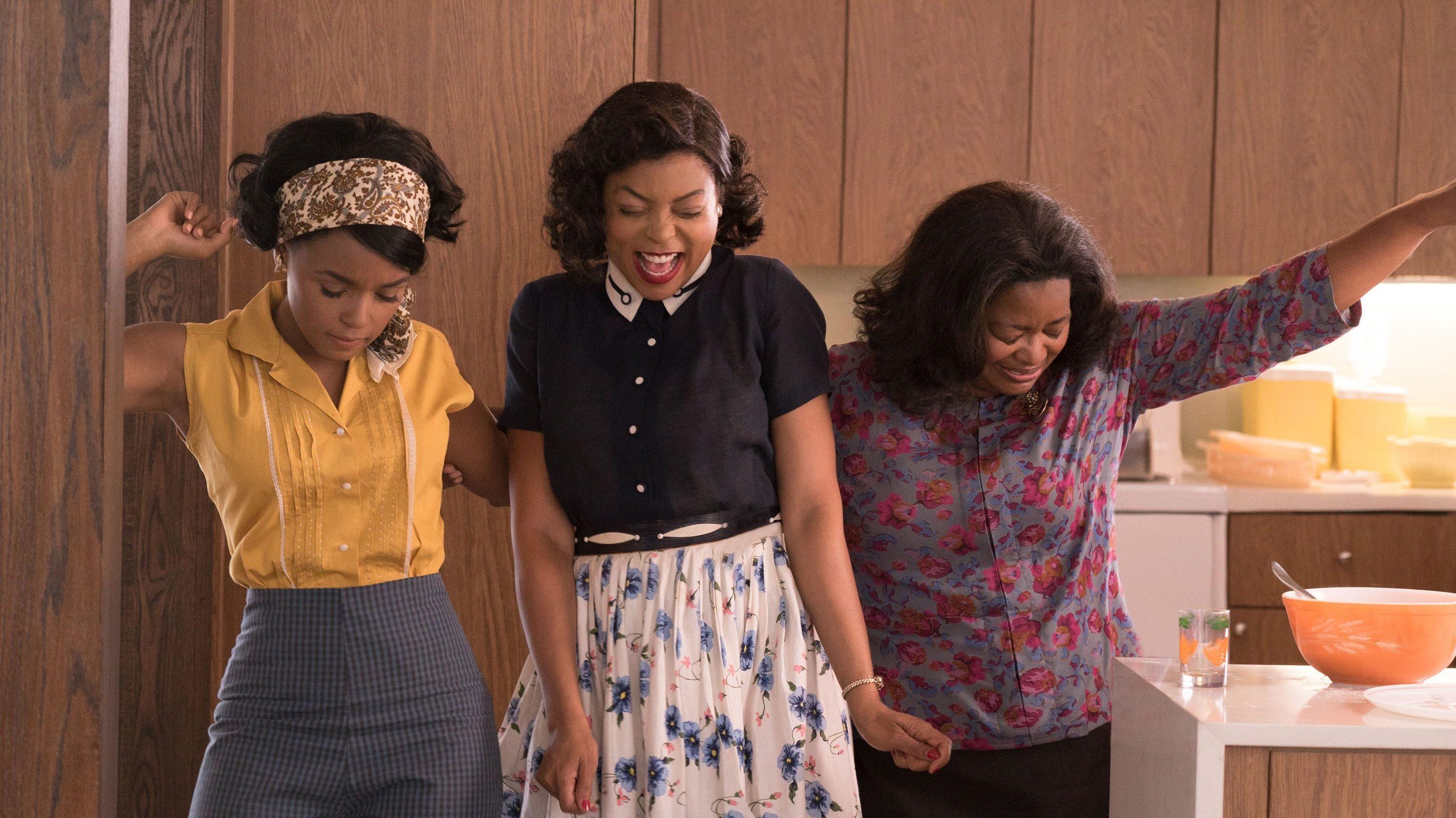 Oscar-nominated epic shows three black women were key to the NASA space programme