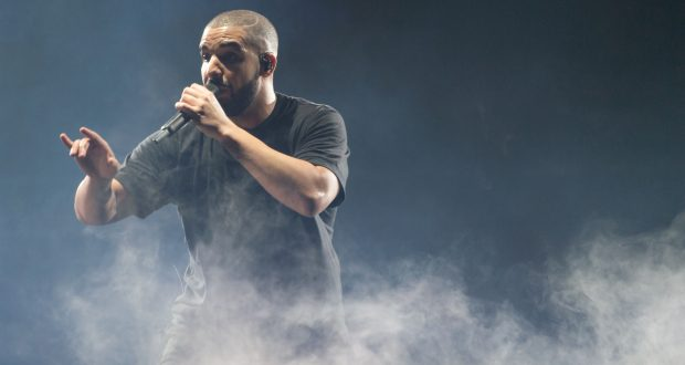Drake, finished off his five-show run at the O2 Arena in London last Sunday. Photo Credit: Rex Features