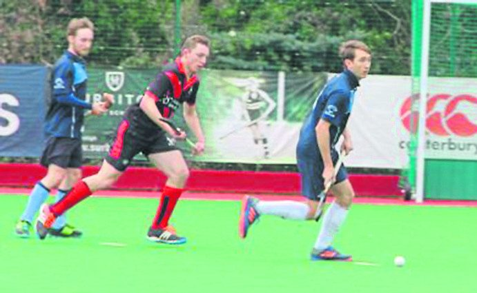 England Under-21s star takes KU to top of the hockey third league with win against Royal Holloway