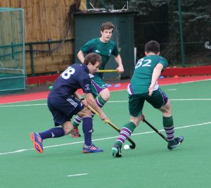 Under 21s star Will Calnan showing off his close control. Photo: Michael Lloyd