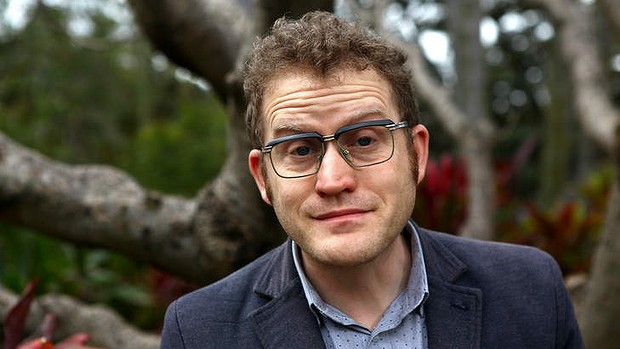 John Safran appears at The Soho Theatre for a discussion on his new book 'Murder in Mississippi'