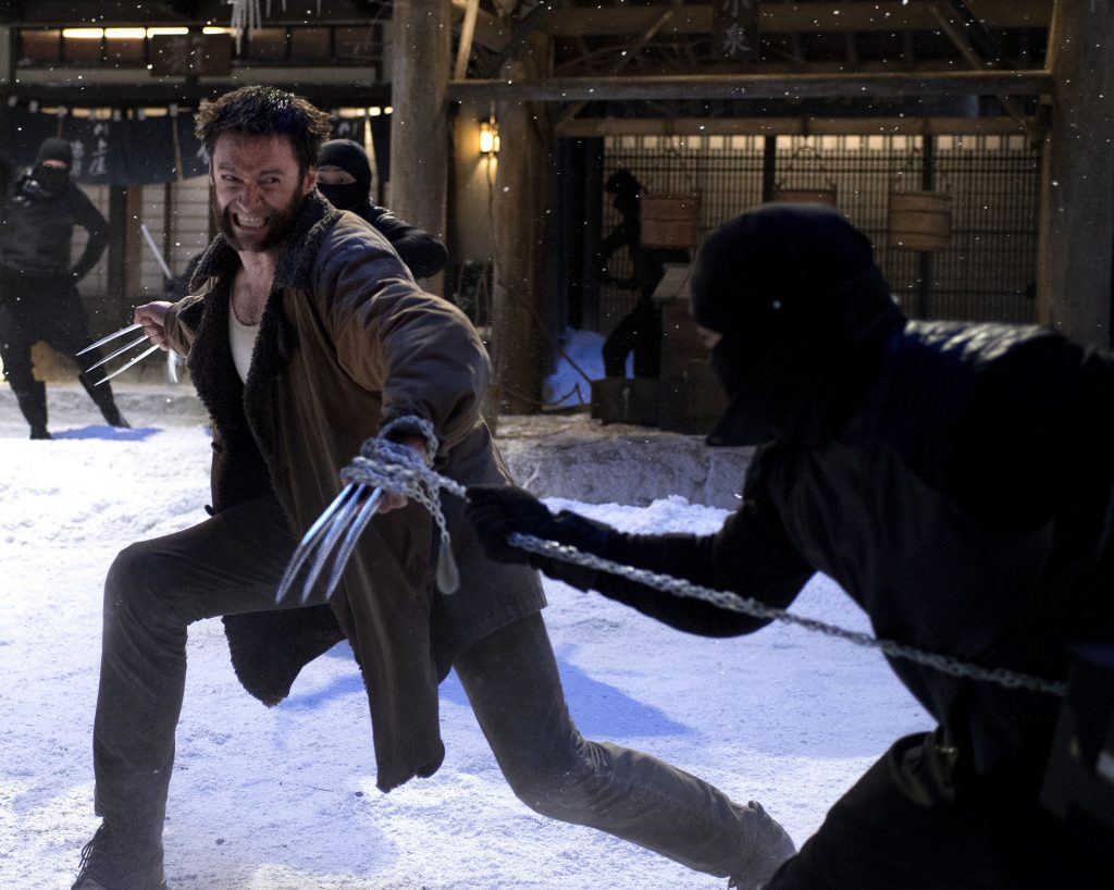 The previous Wolverine film was also directed by James Mangold. Photo Credit: Rex Features