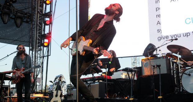 Father John Mistys newest album comes out April. Photo Credit: Rex Features