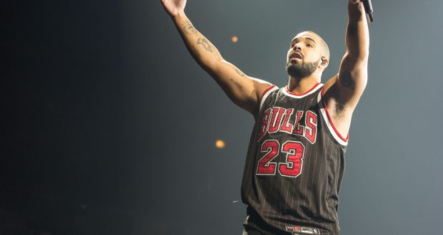 Drake releases his highly anticipated 22 track playlist Photo: Rex Features