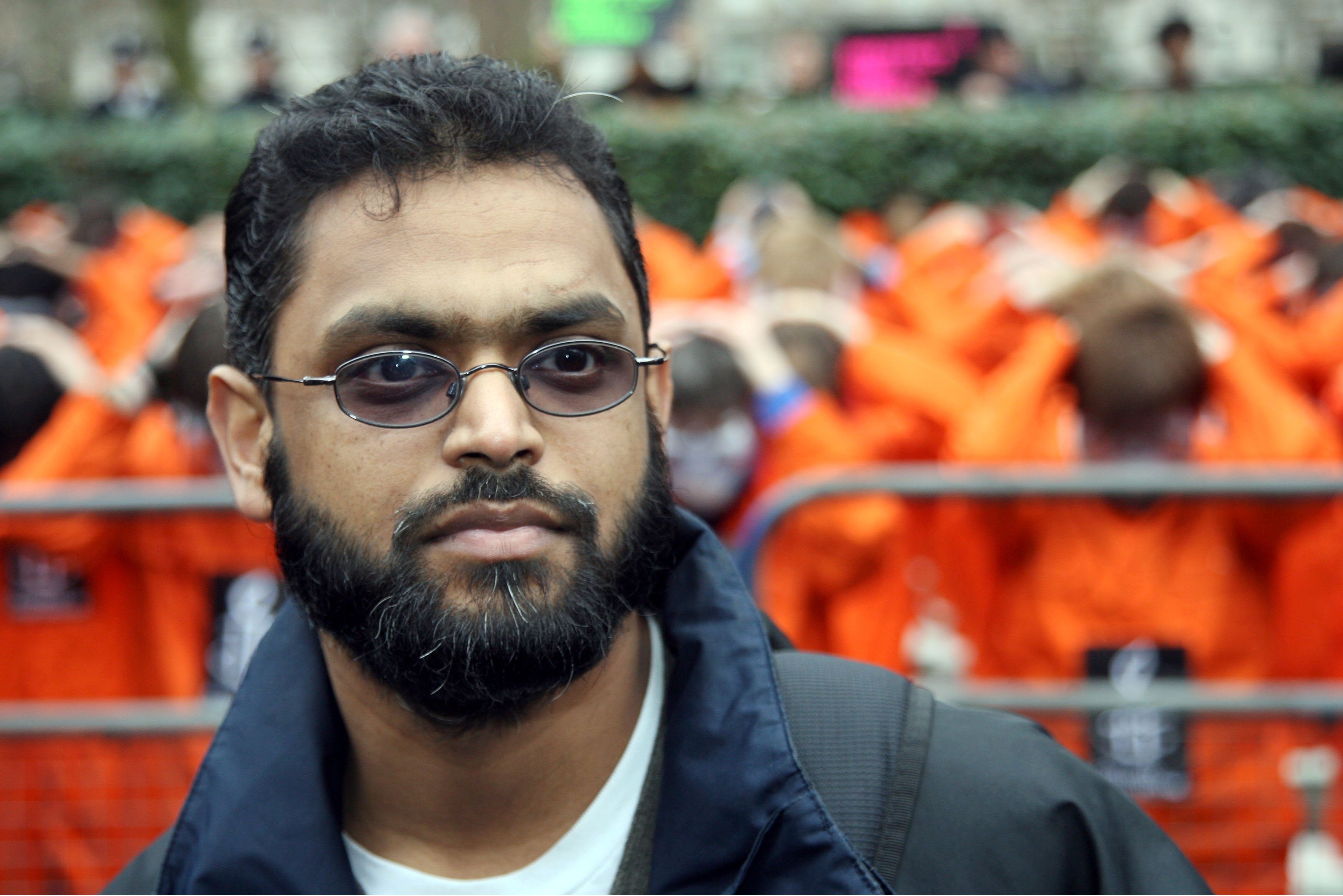 Ex-Guantanamo Bay prisoner condemns waterboarding and confronts racism at KU talk