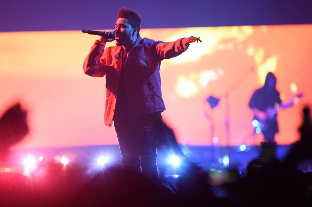 Review: The Weeknd is a starboy at London show