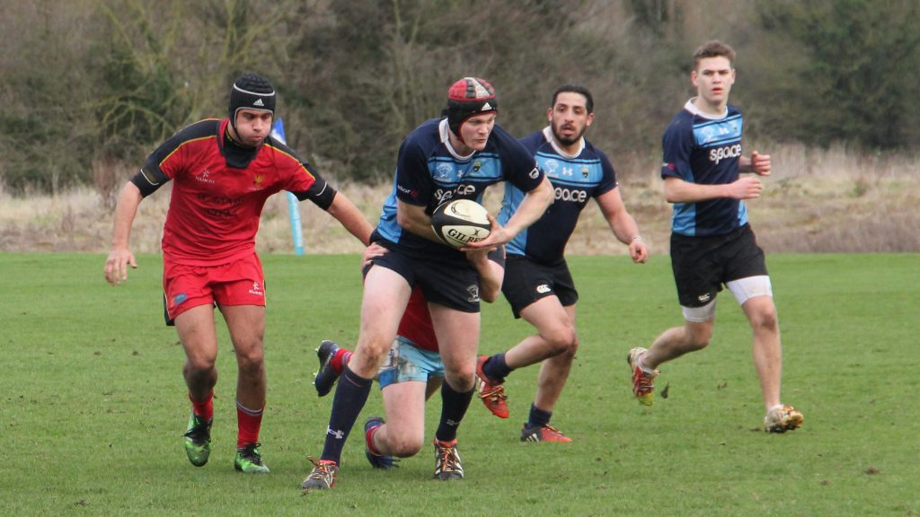 KU men's rugby team saved from relegation by thrashing Imperial College London