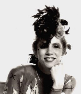 Angie Bowie on life at Kingston University, hanging out with rock stars, Celebrity Big Brother and David Bowie.