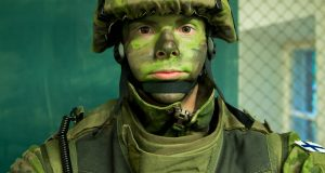 Emil Biese joined the combat camera team in September