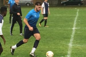 Kingston Men's football beat Chichester in friendly after referee no-show cancels league match