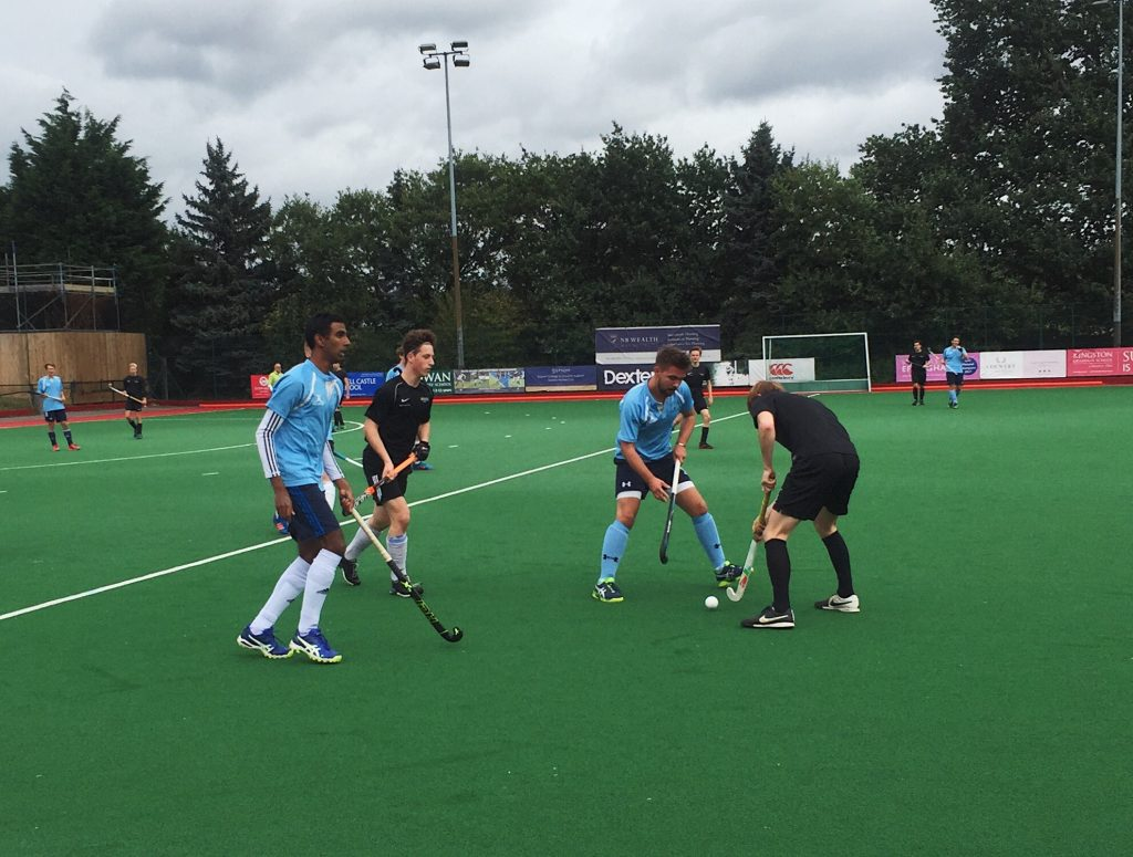 Positive start to the season for Kingston men's hockey