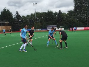 Positive start to the season for Kingston men's hockey