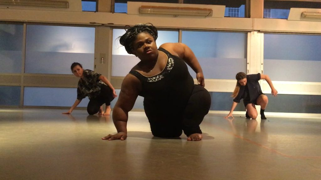 Kingston student breaks down the stigma of dancing with a disability