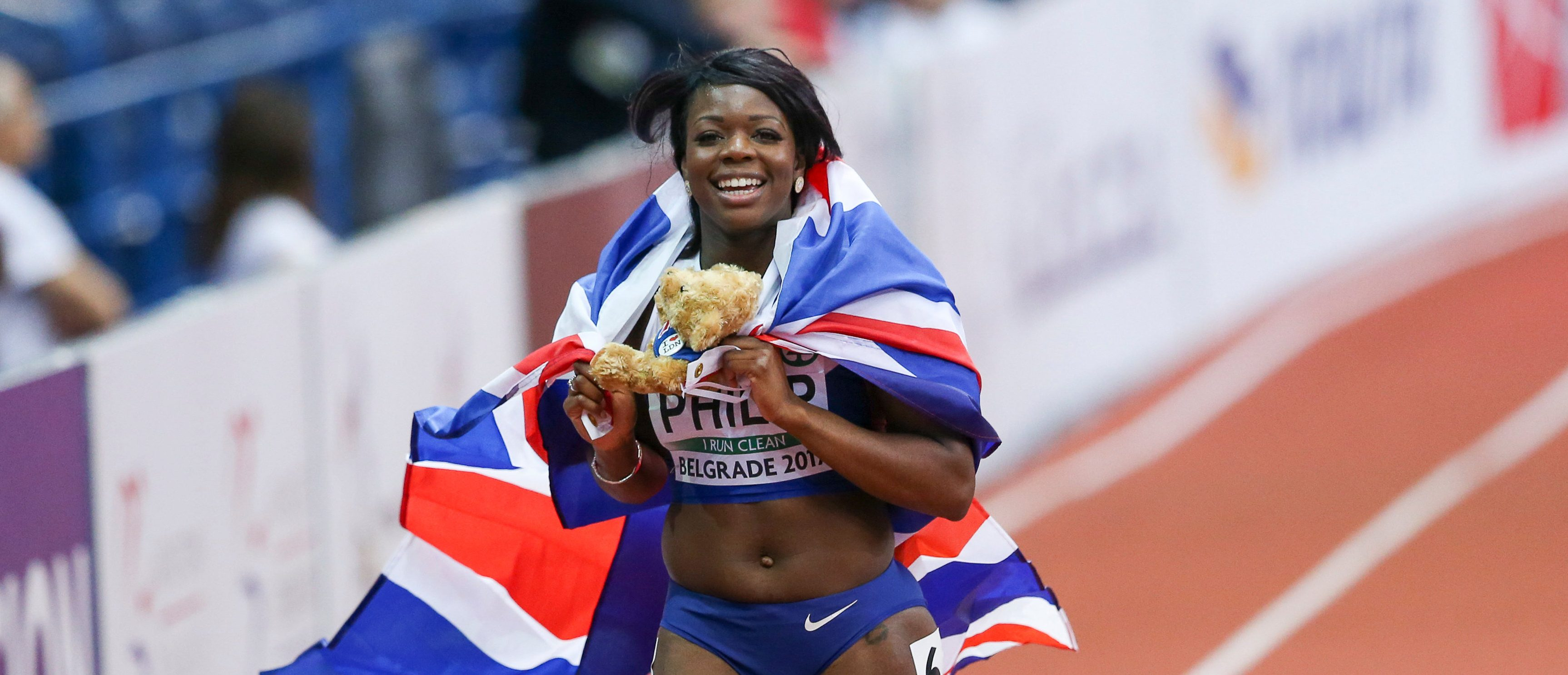 """""""I want to get more medals"""": Asha Philip speaks to The River about injury, her time at KU and Olympic success."""
