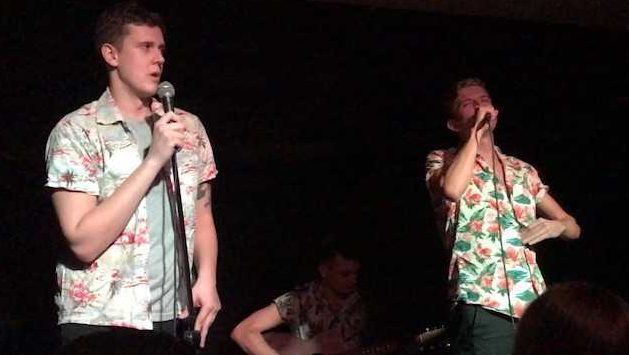KU comedians showcased at Fighting Cocks comedy night