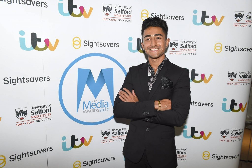 KU graduate Anthony Sahota succeeds as actor and musician after BBC's Let it Shine