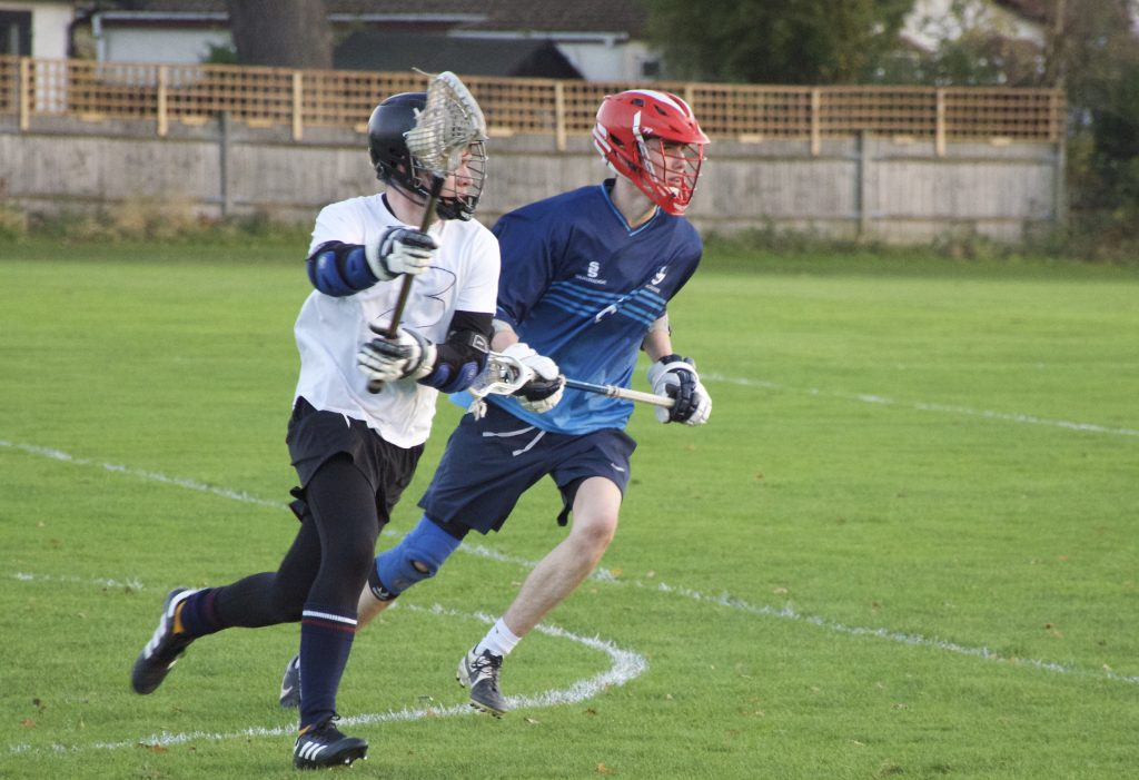 Lacrosse men crash out of cup but find new goal scoring hero