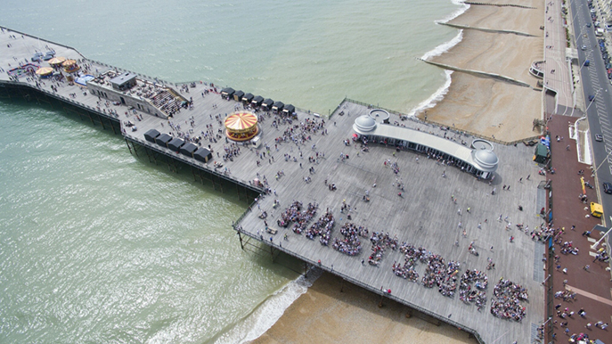 KU alumni wins prestigous architecture award for Hastings Pier