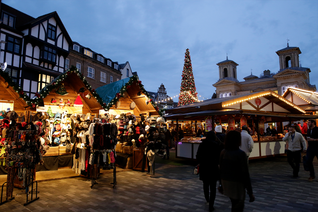 Why you should avoid Kingston's Christmas market