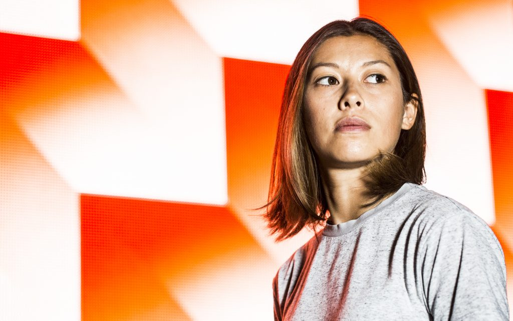 Radio 1 DJ Monki on Annie Mac, global gigs and fame