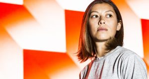 DJ Monki by Lee Arucci