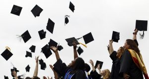 Graduates are increasingly quitting their first full-time jobs within 12 months after university. Photo: Here&amp