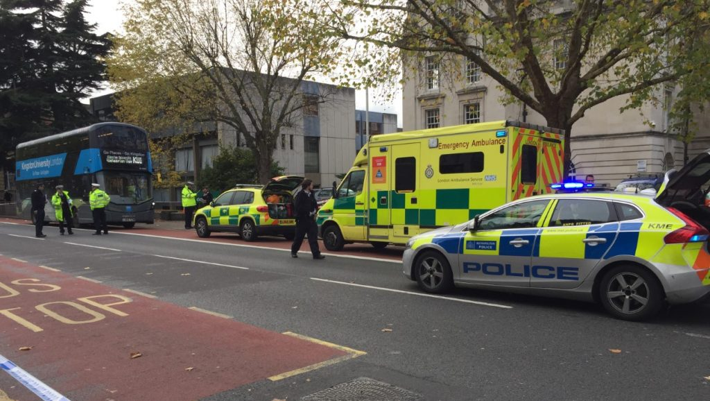 KU student seriously injured by university bus on Penrhyn Road