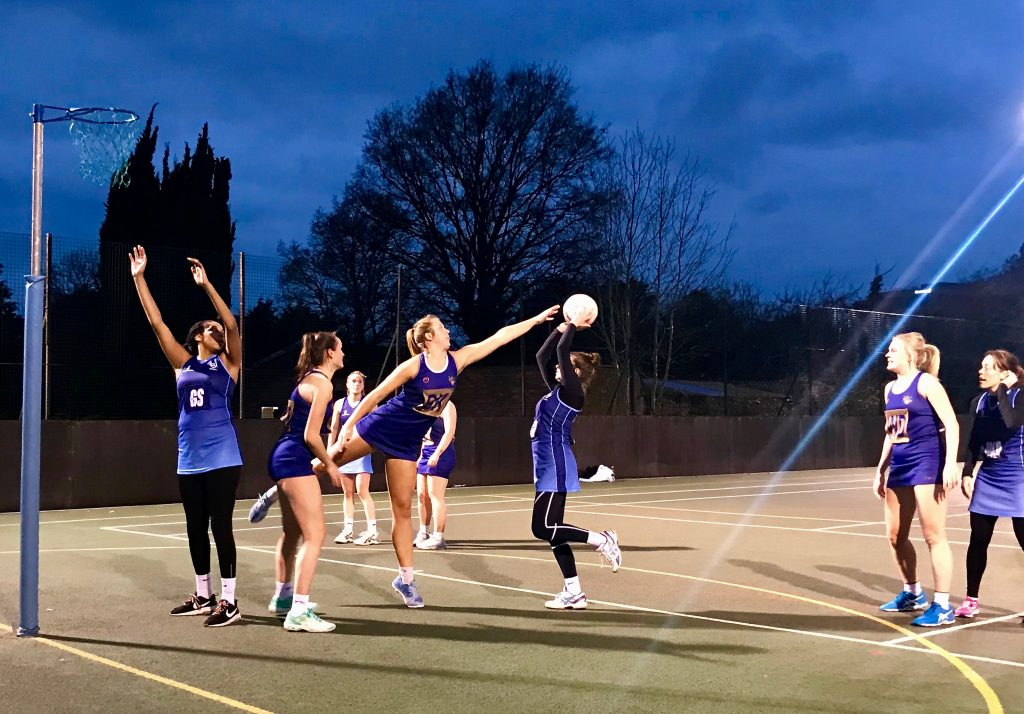 Kingston netball got revenge on Surrey