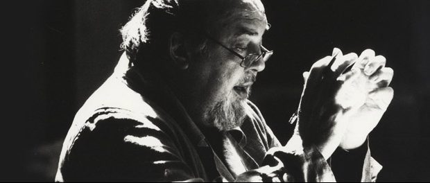 Photo: National theatre - Sir Peter Hall one of the greatest names in theatre