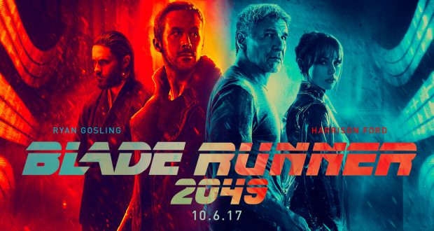 Photo: Rex Features - Harrison Ford and Ryan Gosling star in Blade Runner 2049