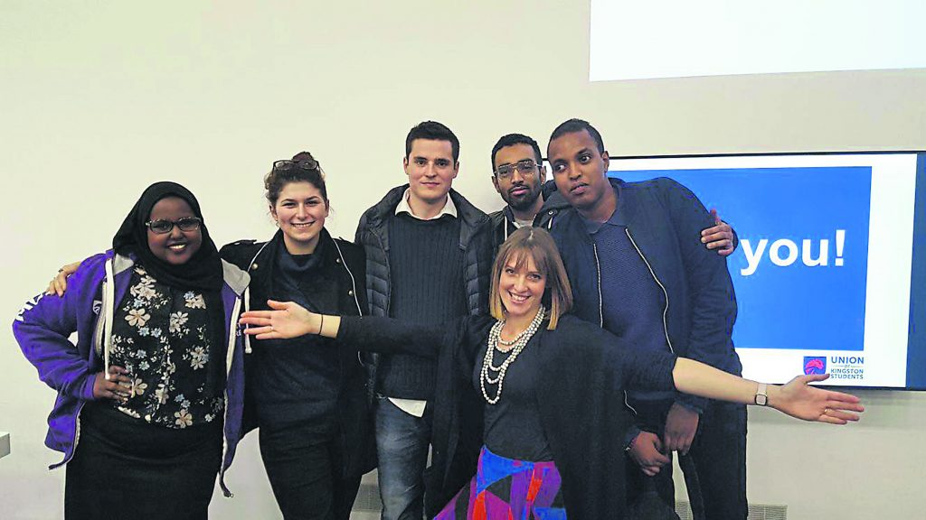 Kingston students have chosen their six NUS delegates