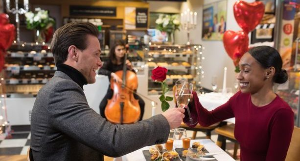 Greggs and OpenVacancy will offer sit-down meals to couples on Valentines Day Photo credit: Greggs